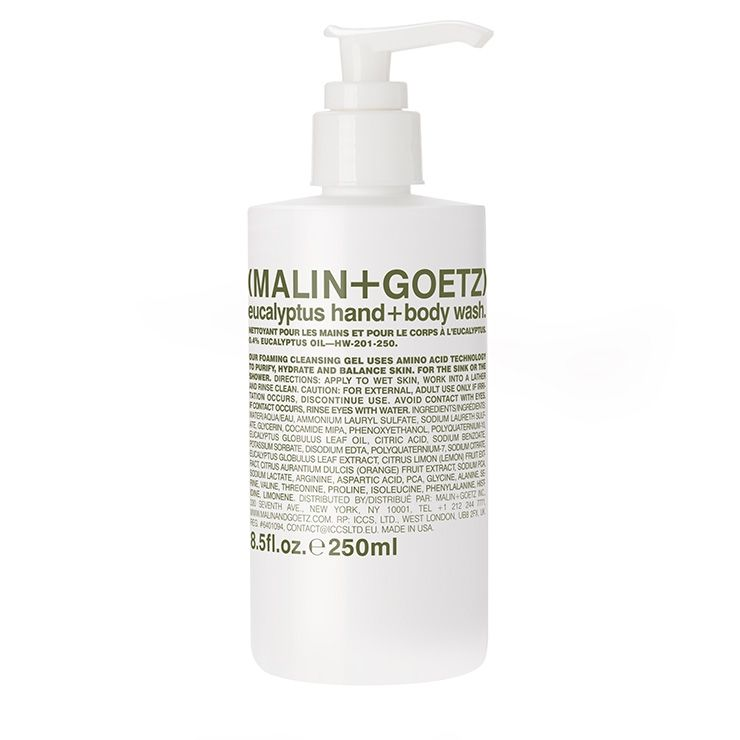 eucalyptus hand and body wash 8.5 fluid ounce