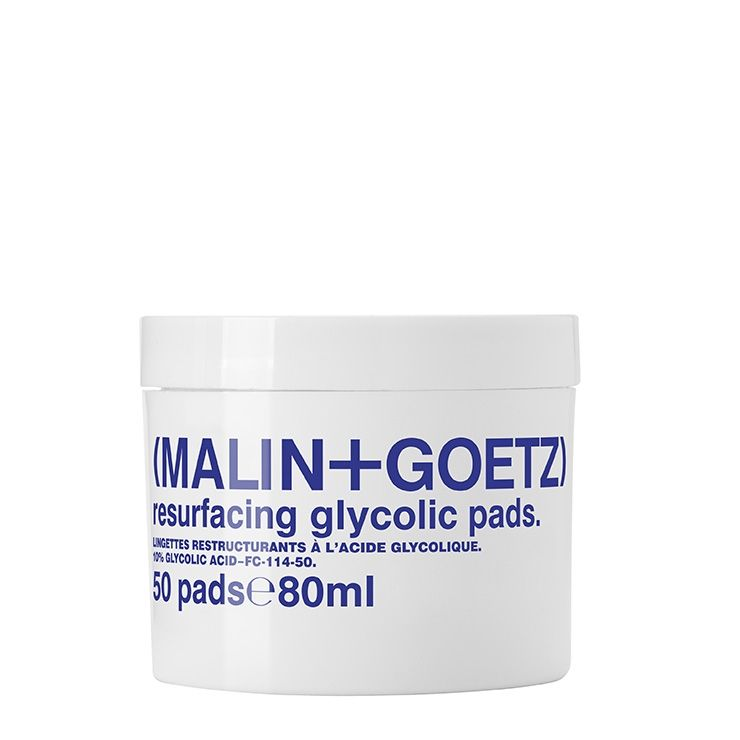 resurfacing glycolic acid pads