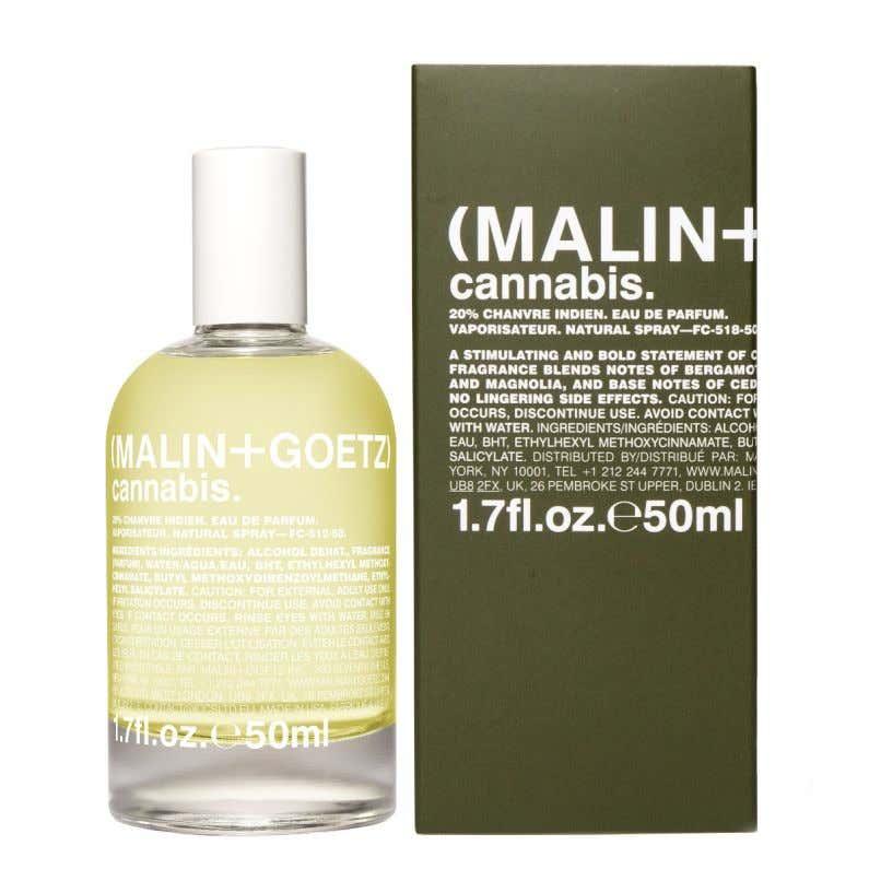 cannabis eau de parfum. - 50ml