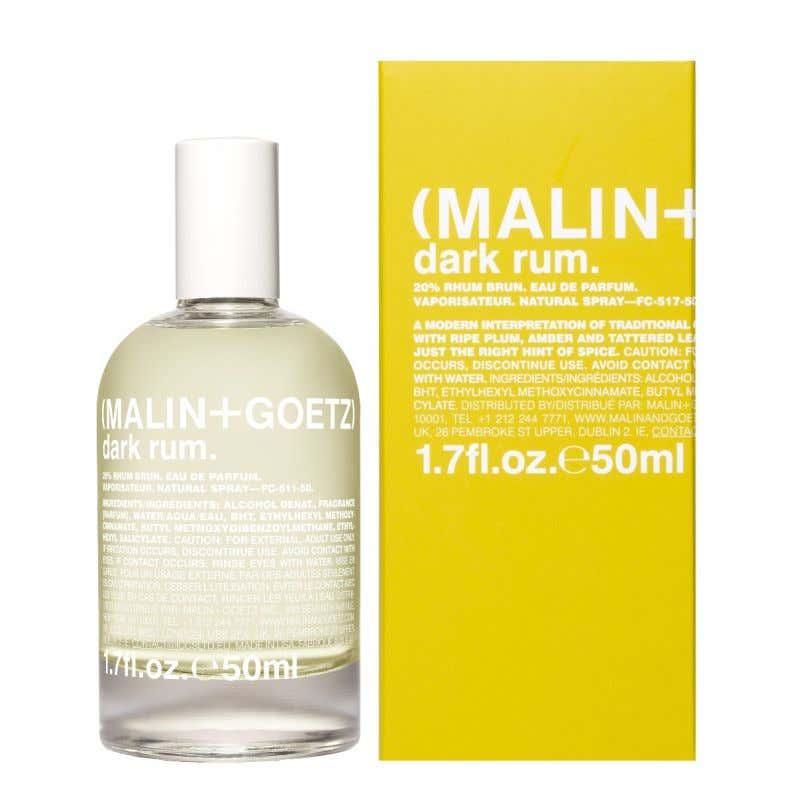 dark rum eau de parfum. - 50ml
