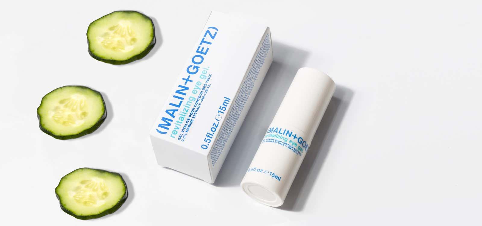 revitalizing eye gel